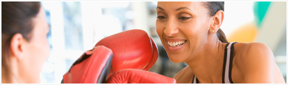 Boutique Fitness - Boxercise