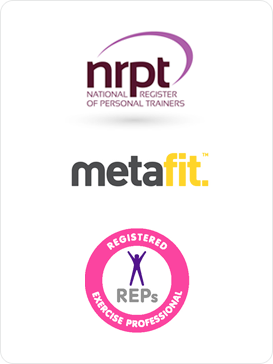 Boutique Fitness is a member of NRPT and REPs